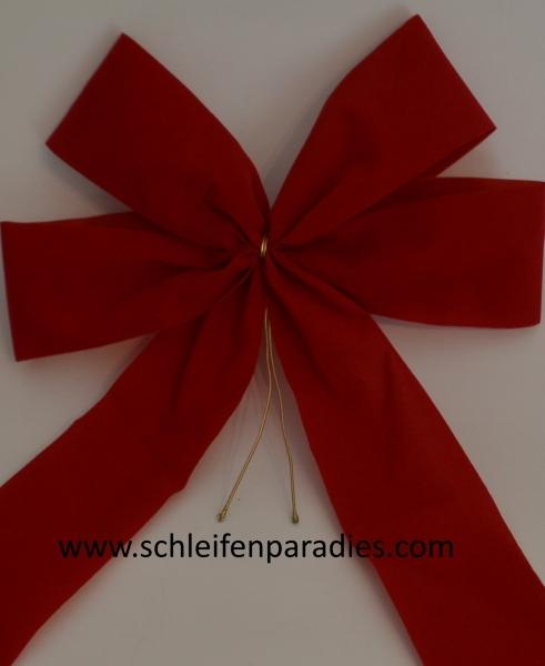 schleifenparadies gro e weihnachtsschleife f r aussenbereich in rot gro e rote dekoschleife. Black Bedroom Furniture Sets. Home Design Ideas